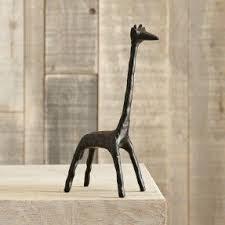 giraffe statue foter