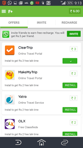 free app android best android apps to get free mobile recharge