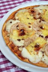 pizza hervé cuisine ma cuisine au fil de mes idées pizza à la belge aux poires