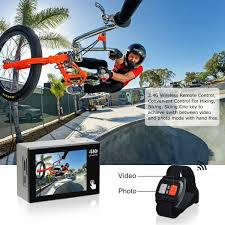 remote control motocross bike amazon com action camera campark x20 touch screen waterproof