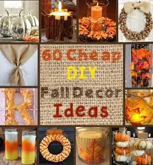 25 unique autumn decorations ideas on autumn
