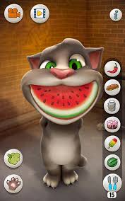 talking tom cat android apps on play