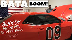 Dodge Challenger Air Intake - dodge challenger hack bwoody cold air intake cleaning u0026 diode