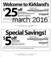 Kirkland Home Decor Coupons Kirkland Offering Discounts In Spring Break 20 Off On Home