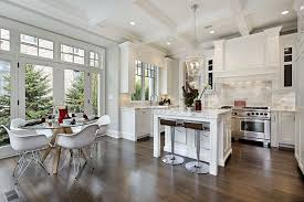 kitchen cabinets with light floor 37 inspiring kitchen ideas with floors homenish