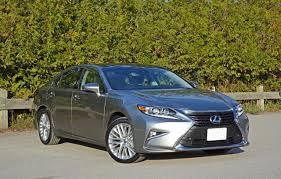 lexus is 350 awd kijiji 2016 lexus es 350 executive road test review carcostcanada