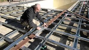terrasse suspendue en bois créer une terrasse en bois vraiment durable bricolage avec