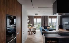 river view современная квартира от svoya studio