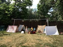 triyae com u003d camping in the backyard birthday party various