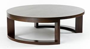 chic contemporary round coffee table modern coffee tables amp low