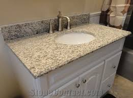 Vanity Bathroom Tops Tiger Skin White Granite Bathroom Countertop Vanity Top
