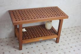 Wooden Shower Stool Furniture Interesting Furniture For Bathroom And Shower
