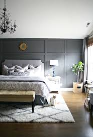 Bedroom Wall Colour Grey White Bedding With Pop Of Color Best Gray Paint Colors Benjamin