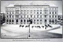 siege social swiss credit suisse