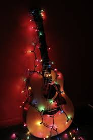 rockin u0027 around the christmas tree rock guitar rockin