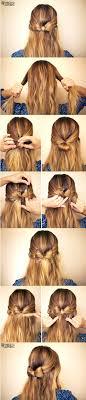 Sch Ste Kurzhaarfrisuren by 19 Pretty Hairstyles With Tutorials Hair Bow Tutorial