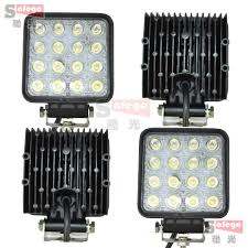 led security light bar 12 volt led light bar 36w 3w high intensity led car light bar best