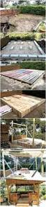 Pallet Patio Furniture Pinterest by Best 25 Pallet Deck Furniture Ideas On Pinterest Sectional