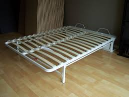 Folding Bed Frame Queen Size Quadfold Folding Bed Frame Reviews