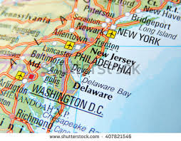 usa east coast map east coast usa stock images royalty free images vectors