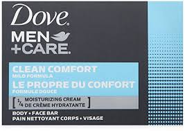 Dove Clean Comfort Bar Soap Dove Men Care Bar Clean Comfort 4 Ounce 8 Bar Soaps U003d U003d Electronics