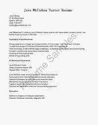 Core Java Developer Resume Sample by Resume Sample Java Resume Samples Sample Java Developer Resume