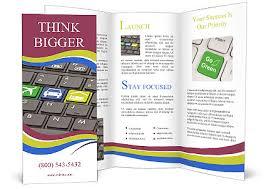 island brochure template means of transportation brochure template design id 0000004940