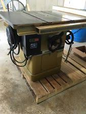 heavy duty table saw for sale powermatic table saw ebay