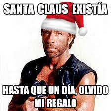 Memes De Chuck Norris - 20 memes de santa claus para ponerle risas a la navidad navidad
