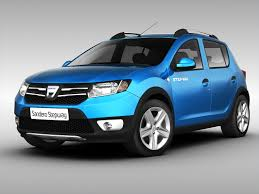 renault stepway 2011 dacia car