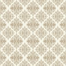 seamless beige background from a floral ornament stock photo