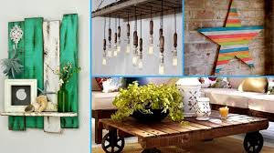 creative ideas to decorate home diy creative ways to recycle wooden pallets 2017 pallet decor
