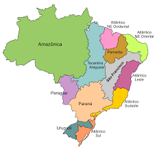 parana river map list of rivers of