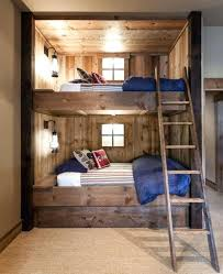 Plans For Constructing Bunk Beds by 4 Built In Bunk Beds U2013 Pathfinderapp Co