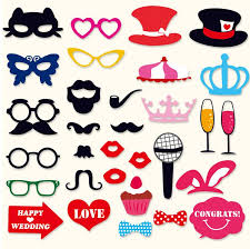 photo props wedding party props booth diy decor photo props booth