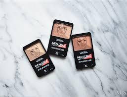 the affordable contour kit l 39 oreal infallible pro contour palette makeup sessions