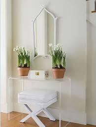 muebles para recibidor espacios pequeños muebles para un recibidor decoracion in