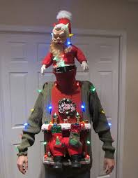 gifts for men for christmas 2016 53 diy ugly christmas sweater ideas