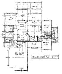 home plan 1412 now in progress houseplansblog dongardner com first floor plan conceptual design 1412 family friendly home plan