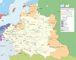 Lithuania World Map by Map Of The Polish Lithuanian Commonwealth At Its Height 2000x1591