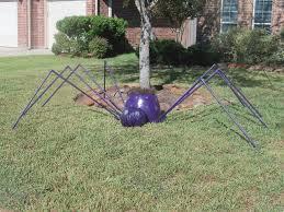 how to make giant halloween spiders photo album halloween