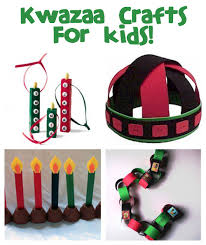 Kwanza Crafts For Kids