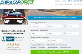 Car Transport Estimate by How To Choose The Best Car Shipping Company Yourmechanic Advice