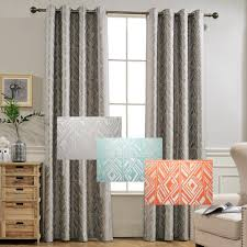 grey silver curtains promotion shop for promotional grey silver