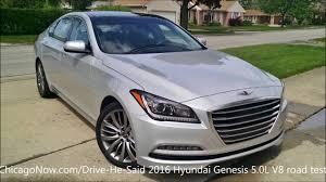 hyundai genesis road test 2016 hyundai genesis 5 0l sedan road test clip cn dhs