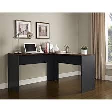 Ameriwood Computer Desk Ameriwood Home The Works L Shaped Desk Cherry Gray Walmart