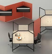 Wall Office Desk by Fantoni U0027s Hub Modular Desk Unit Acts Like A