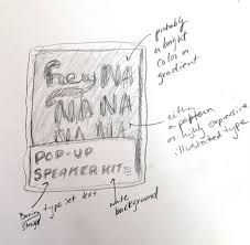 paper pop up speaker on behance