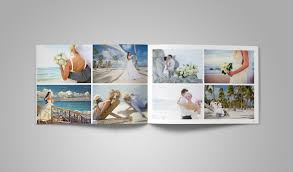 Wedding Album Printing Landscape Wedding Album By Bookrak Graphicriver