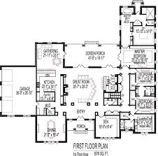 floor plan for one story house plans open floor plan house plans one story